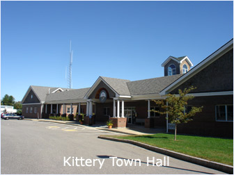 Kittery, Maine Waterfront Real Estate