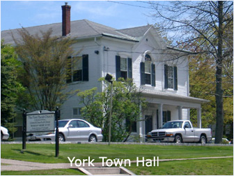 York Maine Waterfront Real Estate, York Me Homes