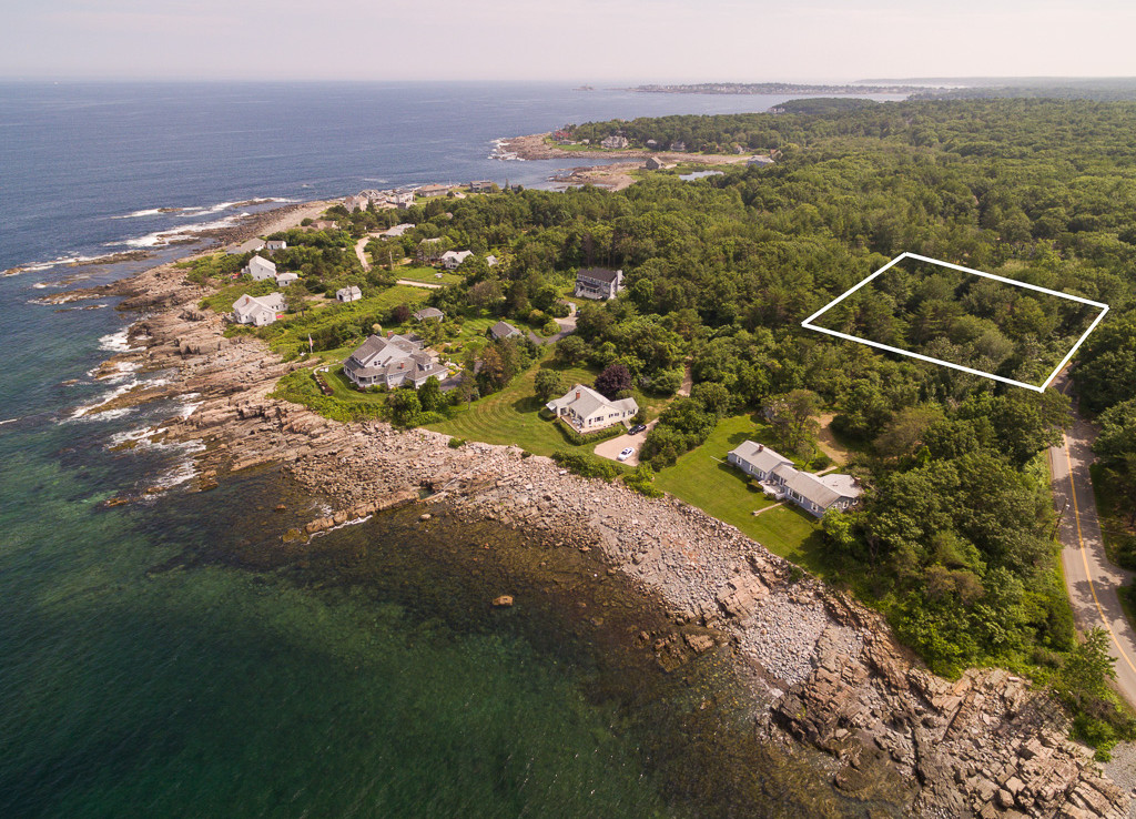 271 Shore Road Cape Neddick Building Lot Maine Real Estate